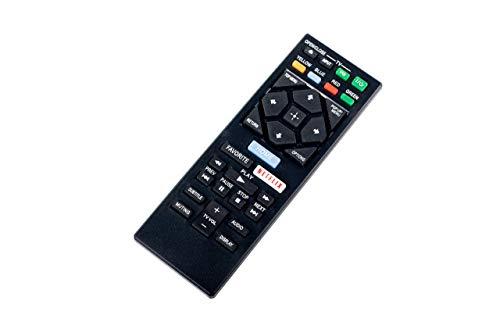 Ersatz-Fernbedienung für Sony Blu-ray Disc Player BDP-S3700, BDP-S1700ES, RMTVB201U, 149312311, BD-BX370