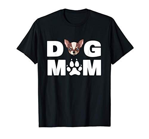Dueño de una madre de perro, un divertido perro chihuahua de Camiseta