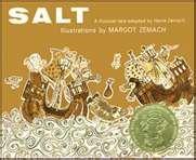 Salt: A Russian Tale 0374363854 Book Cover