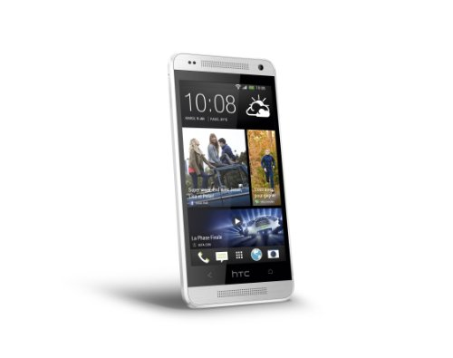 HTC One Mini Smartphone (10,9 cm (4,3 Zoll) Android 4.2 (Jelly Bean), 16GB