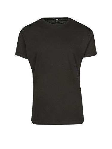 Tigha Herren Shirt schwarz S