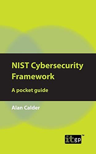 NIST Cybersecurity Framework: A pocket guide