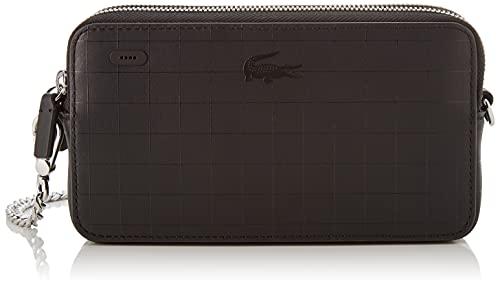 Lacoste NF3280HT, Accessori da Viaggio-Portafogli Donna, Noir, Taglia Unica