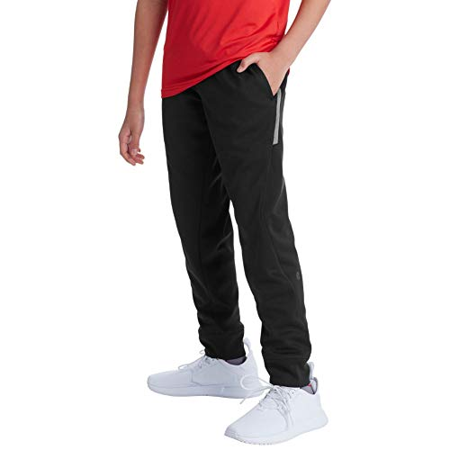C9 Champion Boys' Jogger, Ebony/Hardware Gray, L