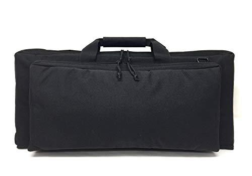 Tactical Hardwear Discreet Soft Gun Case, Black, 26x12x3-Inch