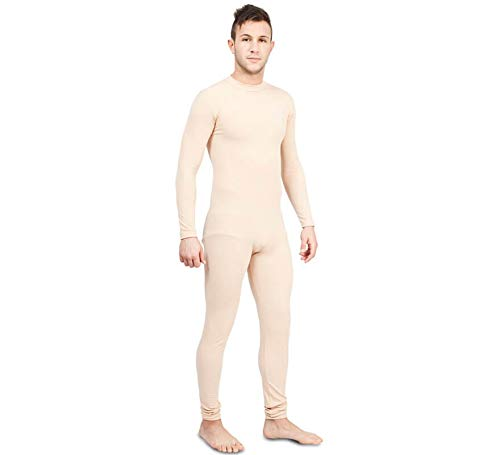 Fyasa 706206-t0l-carn Male Body Costume de déguisement, Grande
