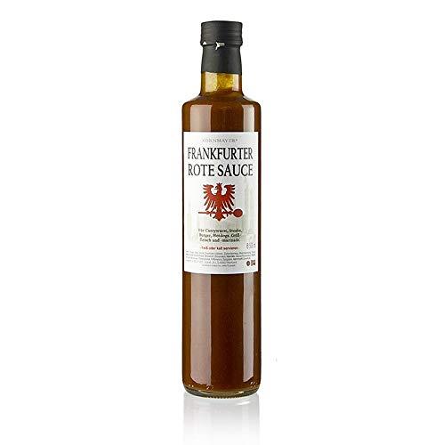Kornmayer - Frankfurter rote Sauce, Currysauce mit Apfelwein, 500 ml