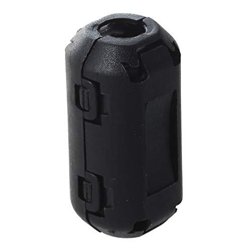 Magnet Filter - TOOGOO (R) 10 Stueck Clip auf Clamp Magnet RFI EMI EMV-Filter Ferritkern fuer 3.5 mm Kabel