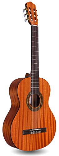 cordoba acoustic guitar strings Cordoba Estudio 7/8 Small Body Acoustic Nylon String Guitar, Protégé Series