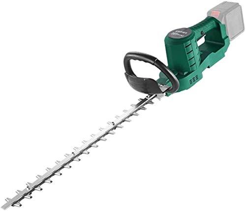 48V2.0ah batería de litio cortasetos, cortasetos eléctrico recargable, de doble hoja verde del jardín poda de la máquina, (con la batería)