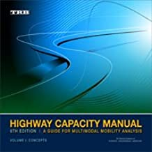 highway capacity manual 6th edition