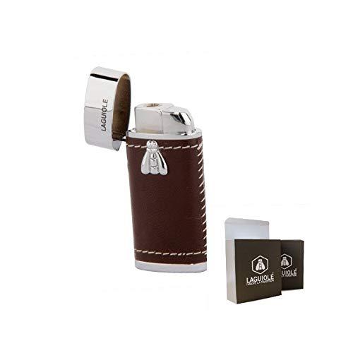 LAGUIOLE - Elegance Sturmfeuerzeug ummantelt Pappschachtel