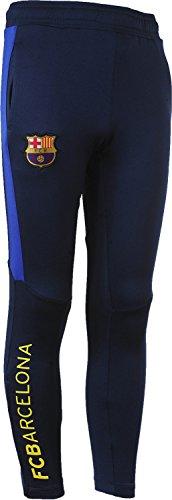 Trainingshose Barça, offizielles Produkt von FC Barcelona, Erwachsenengröße, für Herren L blau