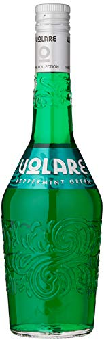 Volare Peppermint Green Herbal Liqueur, 70 cl