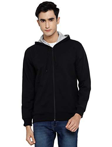 Alan Jones Clothing Men's Cotton Hooded Sweatshirt 1 31O06YvHWvL