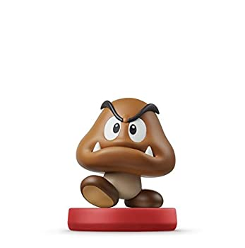 Amiibo - Goomba  Super Mario