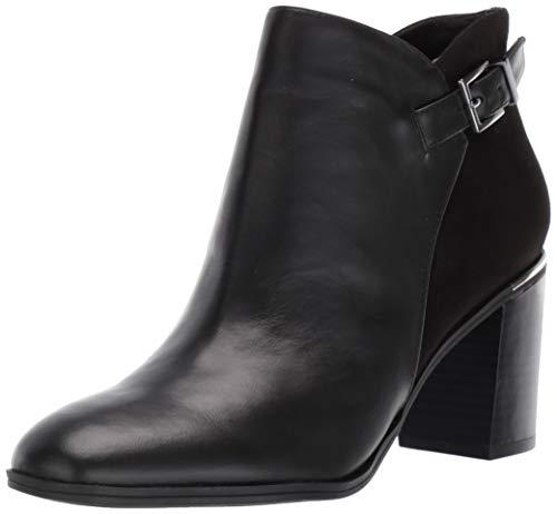 Bandolino Footwear Women's Orelia Ankle Boot, Black, 7 M US