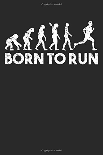 Born to run: workout notebook