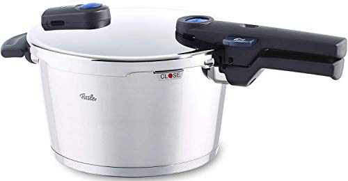 フィスラー 圧力鍋 4.5L ビタクイック プラス IH対応 10年保証 90-04-00-500(蒸し器・三脚なし)