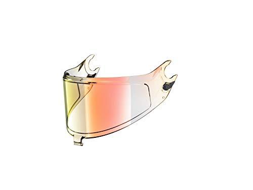 Shark - Pantalla para casco Spartan GT Light iridio homologada roja
