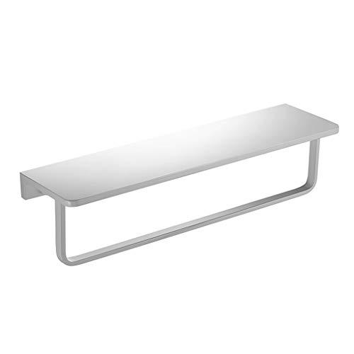 MGMDIAN Tocador Simple Espejo Marco Frontal toallero Toalla de baño toallero toallero Toalla Barra de Colgar