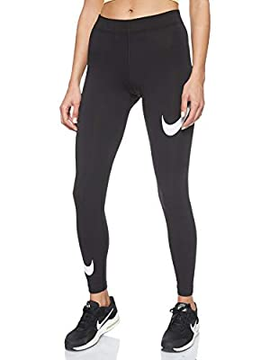 Nike Women's Leg-a-See Swoosh Compression Leggings