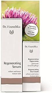 Dr. Hauschka Regenerating Serum with a Free Regenerating Day Cream 5ml - 無料の再生デイクリーム5ミリリットルで血清を再生ハウシュカ [並行輸入品]