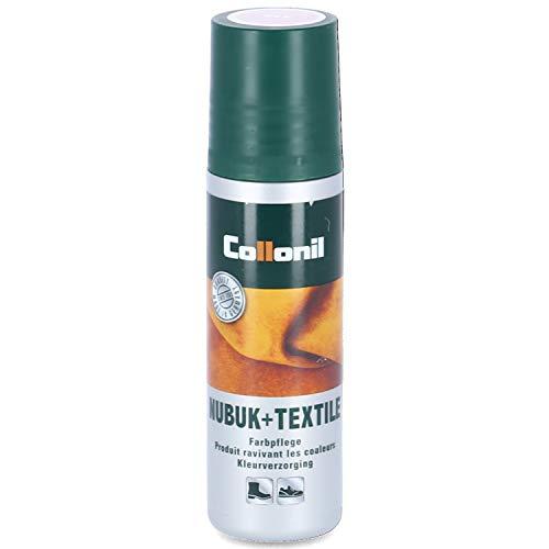 Collonil Nubuk + Textile Farbpflege - Rauleder und Textilien - Schuhpflege 75ml - Farbe: 415 zartrosa - soft pink