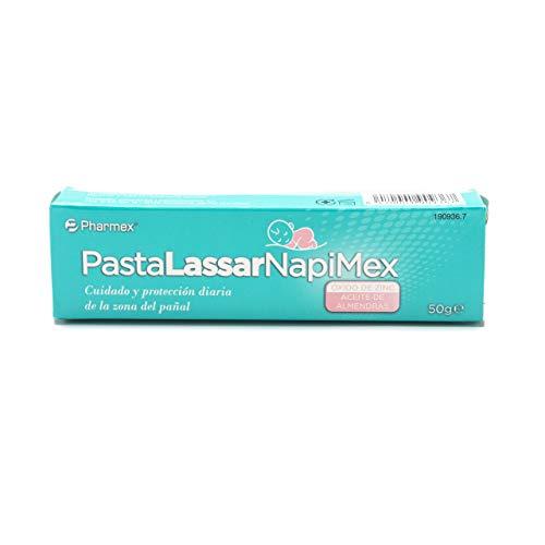 Napimex Pasta Lassar - Cuidado Y Protección Diaria De La Zona Del Pañal - 50 G