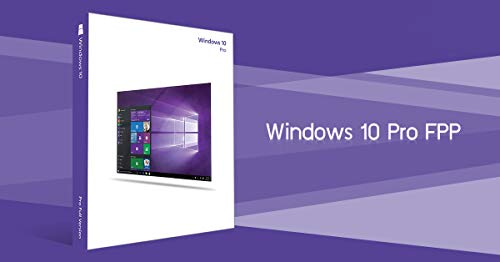 Windows 10 Pro (32/64 bits) - Clé USB Édition originale Microsoft - Windows 10 Professional version multilingue