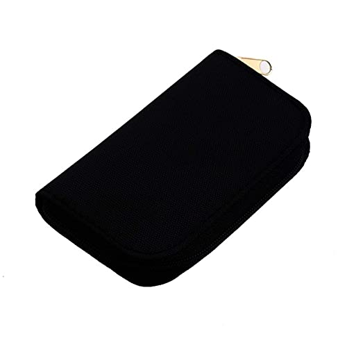 Caja de almacenamiento QAZS 4 colores SD SDHC MMC CF para almacenamiento de tarjeta de memoria Micro SD bolsa de transporte bolsa caja soporte protector billetera tienda al por mayor