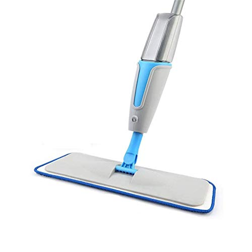 STRAW Spray Mop for Floor Cleaning, Flat Mop for Home Kitchen Hardwood Laminate Wood Ceramic Tiles Floor Cleaning