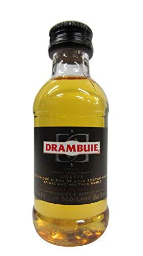 Whisky Liqueurs - Drambuie Miniature - Whisky