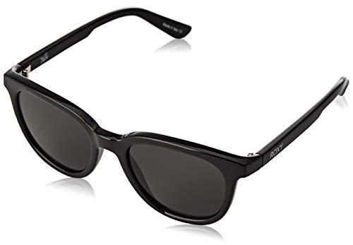 Roxy Tiare-Gafas De Sol para Mujer, Black/Green/Grey-Combo, 1SZ