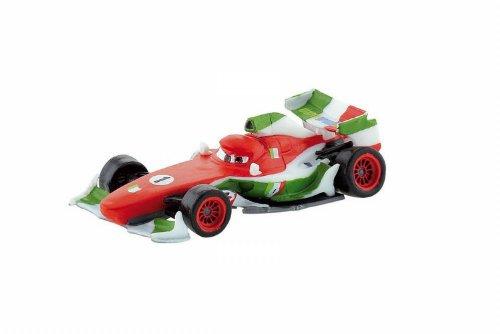 Bullyland 12783 - Spielfigur, Walt Disney Cars 2, Francesco Bernoulli, ca. 7,5 cm