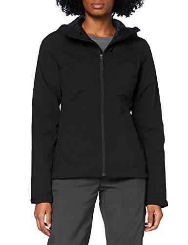 The North Face W Tri Jkt Chaqueta Thermoball Triclimate, Mujer, Negro (TNF...