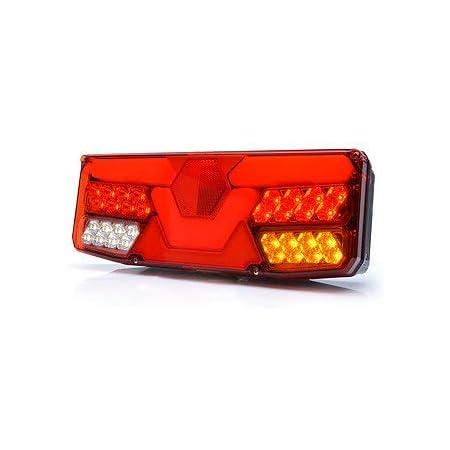 Led Rückleuchte Lkw Pkw Wohnmobil Wohnwagen Anhänger Rechte Leuchte 12v 24v 1062 Auto