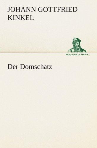 Der Domschatz (TREDITION CLASSICS)