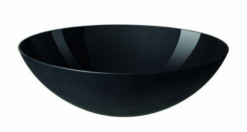 Normann Copenhagen Salatschüssel, schwarz
