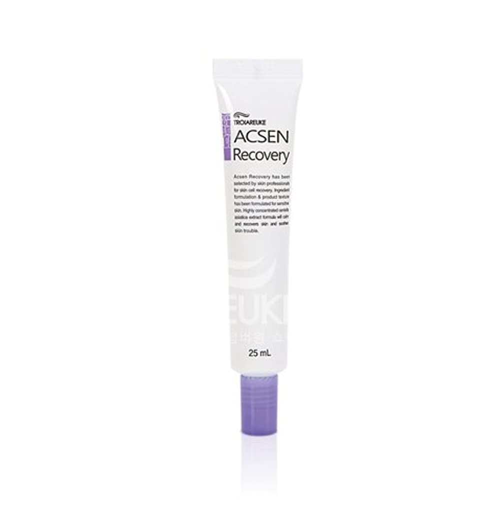 腹部気難しい賭けTROIAREUKE(トロイアルケ) アクセン リカバリー クリーム/Acsen Recovery Cream(25ml) [並行輸入品]