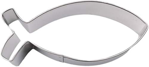 Christian Fish 4.25'' Cookie Cutter
