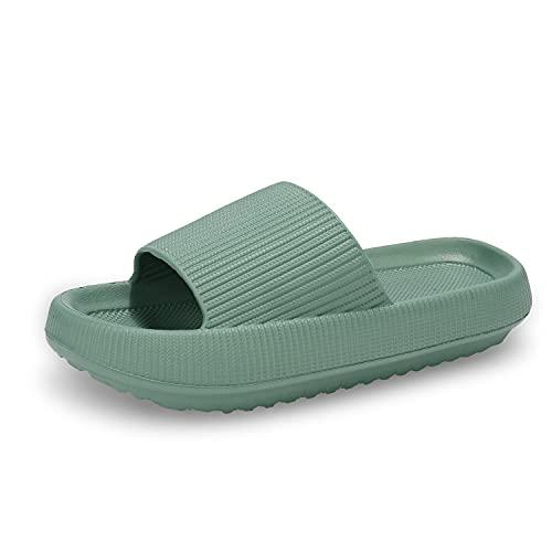 incarpo Unisex Chanclas y Sandalias de Piscina Para Mujer Zapatillas Casa Hombre Verano Pantuflas de baño