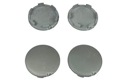 WamSter 4 x Außen 60,0mm Innen 56,0mm Nabenkappen Felgendeckel Radnabendeckel