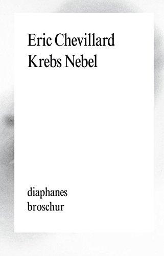Krebs Nebel: Roman (diaphanes Broschur)