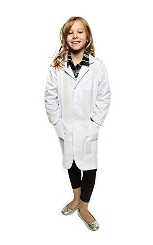 Kid 's Lab Coat por clase de trabajoDurable Lab abrigos para bebs de los cientficos o los mdicos