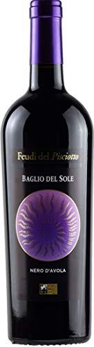 Nero D'Avola Sole Feudi Pisciotto Vini Esteri - 750 ml