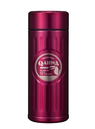 シービージャパン 水筒 ピンク 420ml 直飲み カフア コーヒー ボトル QAHWA