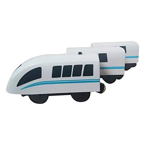 Juguete de Tren Juguete De Locomotora De Juguete De Tren Magnético Eléctrico...