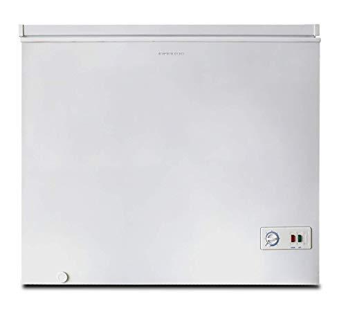 CONGELADOR ARCON HORIZONTAL 200 LITROS INFINITON (A+, Dual SYSTEM, Blanco, Control de temperatura, Cesta, Independiente)