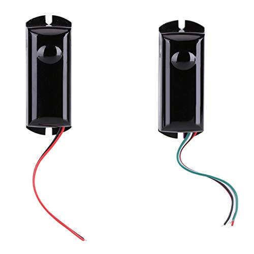 Omabeta Sensor de Alarma de Haz Sensor fotoeléctrico infrarrojo para protección perimetral Diseño Sellado